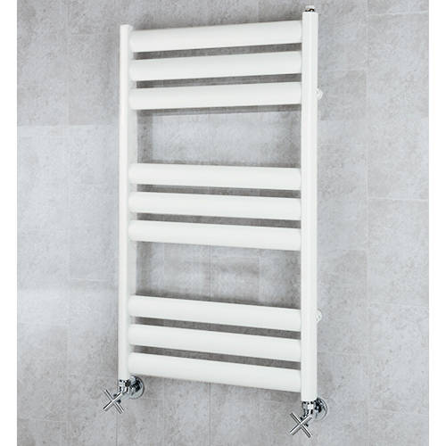 Additional image for Heated Ladder Rail & Wall Brackets 780x500 (Pure White).