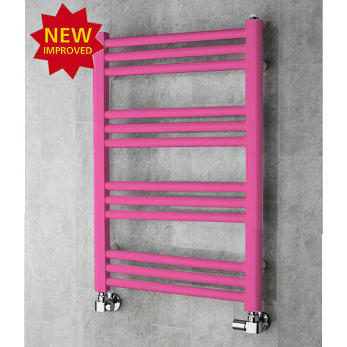 Additional image for Heated Ladder Rail & Wall Brackets 759x500 (Heather Violet).