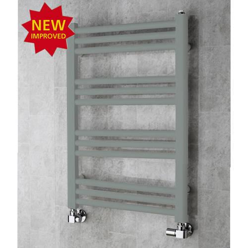 Additional image for Heated Ladder Rail & Wall Brackets 759x500 (Traffic Grey A).