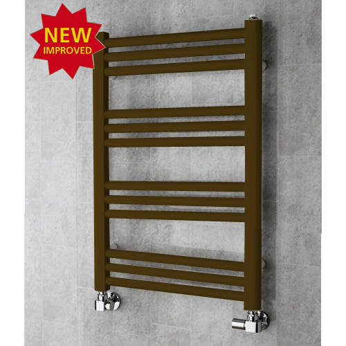 Additional image for Heated Ladder Rail & Wall Brackets 759x500 (Nut Brown).