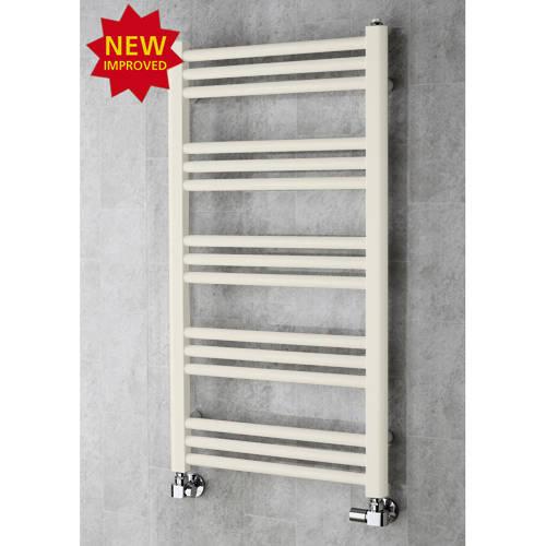 Additional image for Heated Ladder Rail & Wall Brackets 964x500 (Cream).