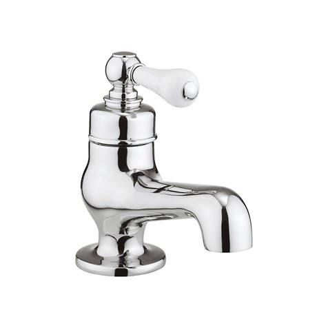 Additional image for Mini Basin Mixer Tap (Lever, Chrome).