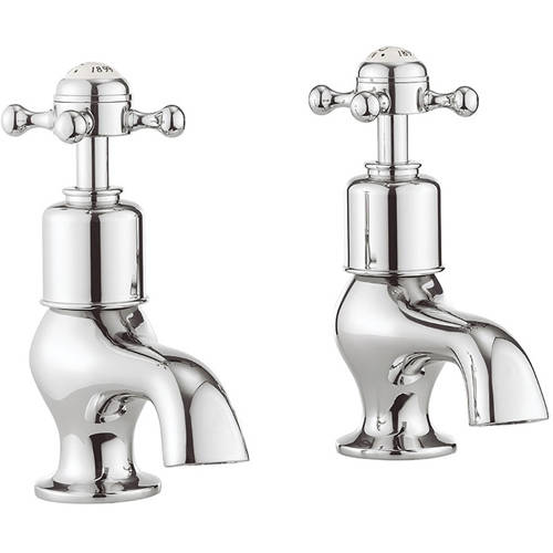 Additional image for Bath Taps (Crosshead, Chrome).