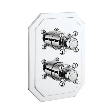 Additional image for Crossbox 1 Outlet Shower Valve (Chrome).