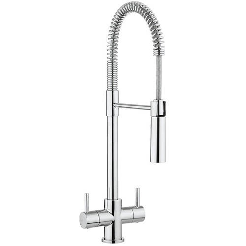 Additional image for Cook Dual Control Kitchen Tap With Flexi Spray.