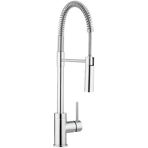 Additional image for Cook Lever Control Kitchen Tap With Flexi Spray.