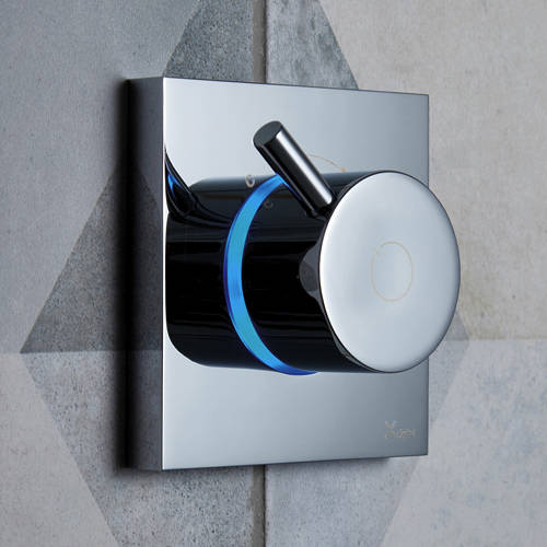 Additional image for Digital Shower With Head & Arm (HP)