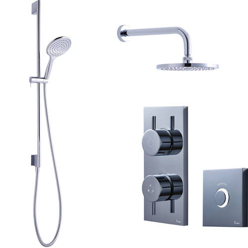 Additional image for Digital Shower Pack 04 With Remote (HP).
