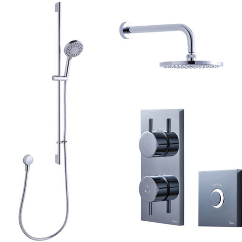 Additional image for Digital Shower Pack 05 With Remote (LP).