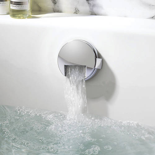 Additional image for Digital Shower With Head & Bath Filler (HP)