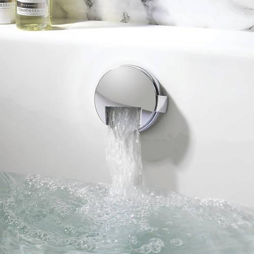 Additional image for Digital Shower, Slide Rail & Bath Filler (HP)