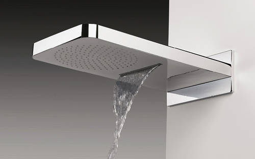 Additional image for Multifunction Shower Head With Waterfall 270x598mm.