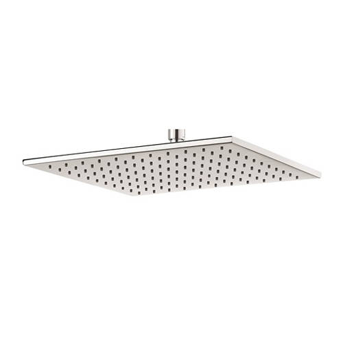 Additional image for Square Shower Head 300x300mm (Chrome).