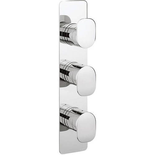 Additional image for Thermostatic Shower Valve  (2 Outlets).
