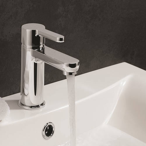 Additional image for Basin & Bath Shower Mixer Tap Pack (Chrome).