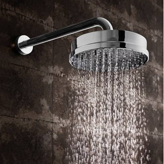 """Additional image for Shower Head 8"""" (Chrome)."""