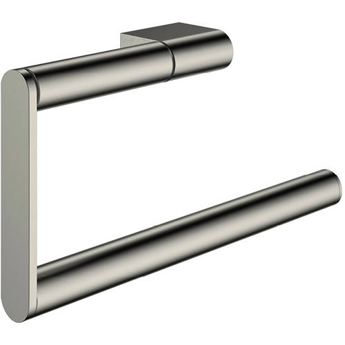 Additional image for Towel Ring (Brushed Stainless Steel Effect).