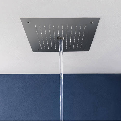 Additional image for Stream Shower Head (Polished Stainless Steel).
