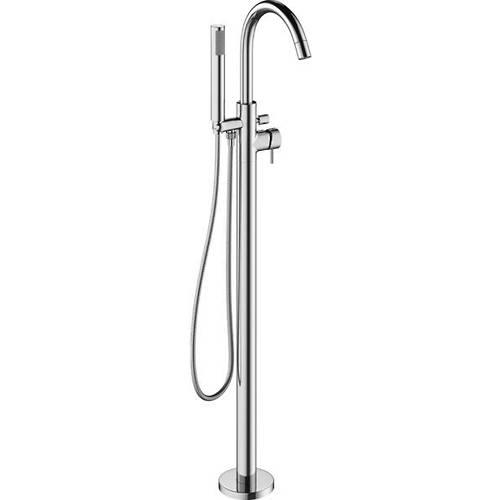 Additional image for Floorstanding Bath Shower Mixer Tap (Chrome).