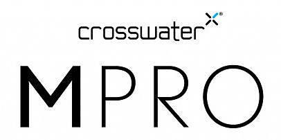 Additional image for Crossbox 2 Outlet Shower / Bath Valve (Brushed Brass).