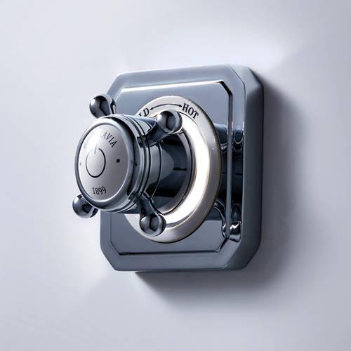 Digital Shower Valve Amp Remote X Head Lp Crosswater