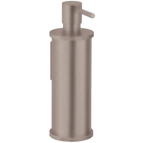 Additional image for Soap Dispenser (Brushed Nickel).