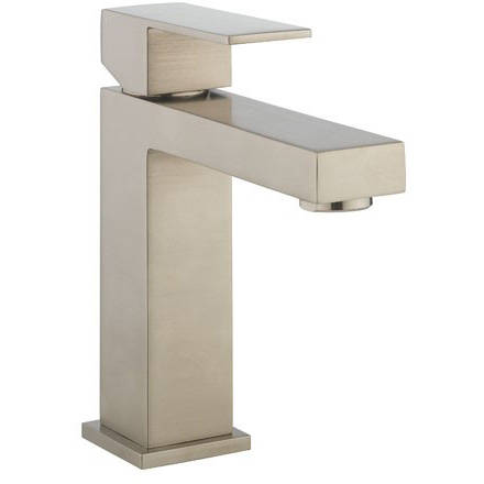 Additional image for Basin Mixer Tap (Brushed Stainless Steel Effect).