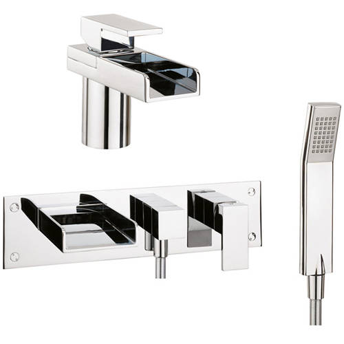 Additional image for Basin & Wall Mounted BSM Tap Pack.
