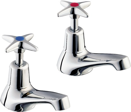 Additional image for Basin Taps (Pair).