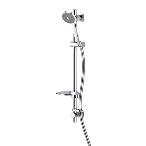 Additional image for Satinjet Maku Easy Fit Shower Kit (Chrome).