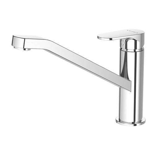 Additional image for Glide Kitchen Tap (Chrome).