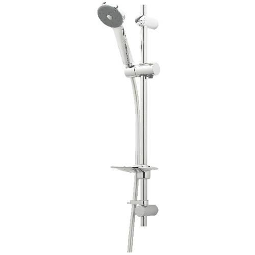 Additional image for Maku Satinjet Shower Kit (Chrome).