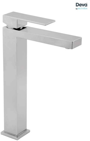 Additional image for Tall Mono Basin Mixer Tap (Chrome).