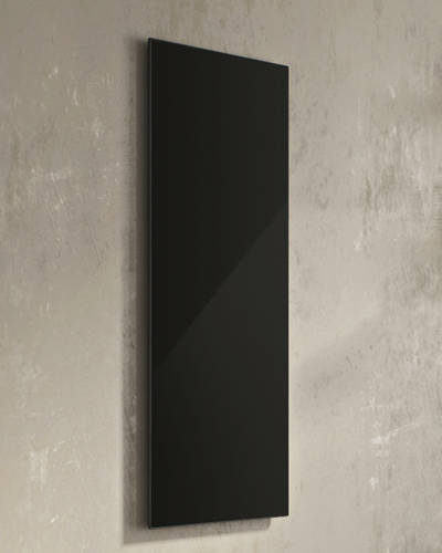 Additional image for Black Glass Panel 600x1200mm (800w).