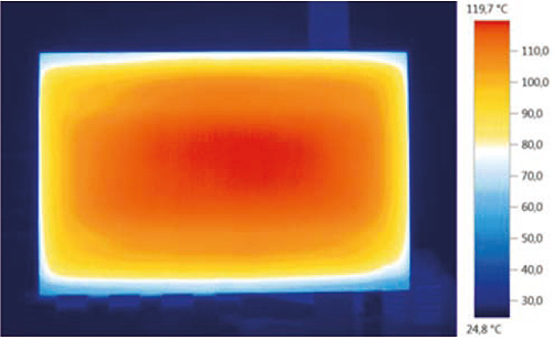 Additional image for Black Glass Panel 600x900mm (600w).
