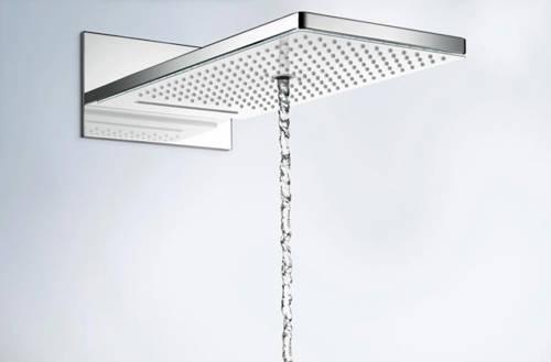 Additional image for Rainmaker Select 3 Jet Shower Head (Black & Chrome).