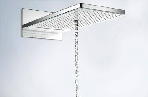 Additional image for Rainmaker Select 3 Jet Eco Shower Head (White & Chrome).