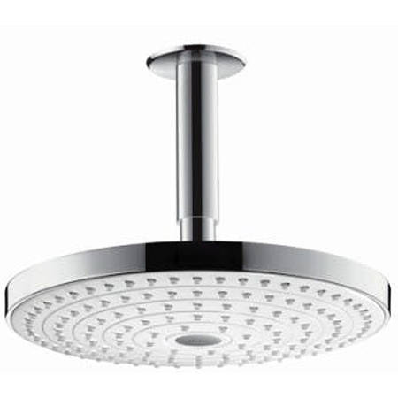 Additional image for Raindance S 240 2 Jet Shower Head & Arm (White & Chrome).
