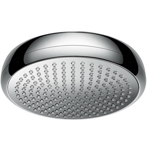 Additional image for Crometta 180 1 Jet Shower Head (Low Pressure, Chrome).