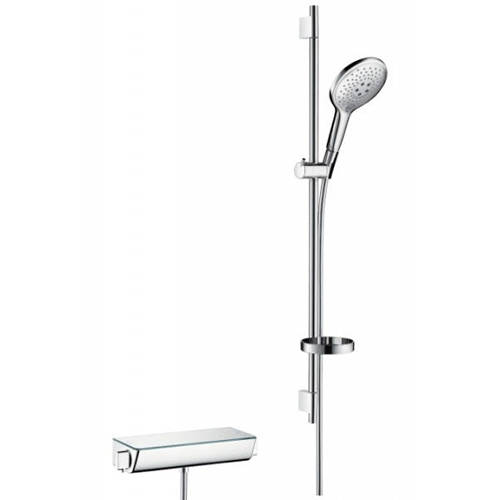Additional image for Ecostat Combi Shower Set With 900mm Slide Rail Kit.