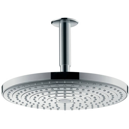 Additional image for Raindance S 300 2 Jet Shower Head & Arm (300mm, Chrome).