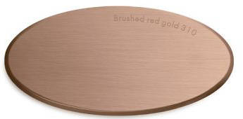 Additional image for Raindance E 240 1 Jet Shower Head & Arm (Brushed Redgold).