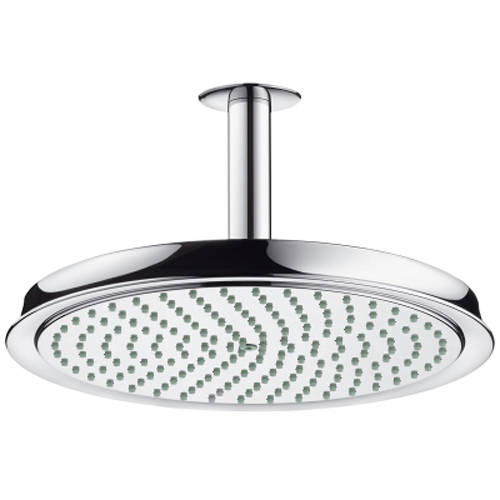 Additional image for Raindance Classic 240 1 Jet Shower Head & Arm (Chrome).