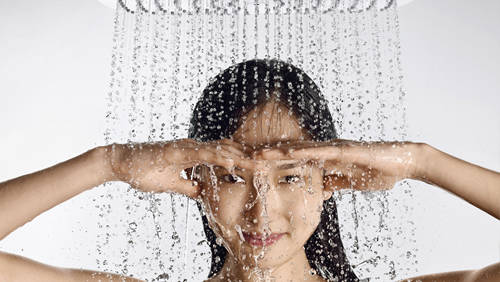 Additional image for Raindance S 180 Eco Shower Head & Arm (180mm, Chrome).