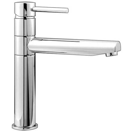 Additional image for Abyss Kitchen Tap With Swivel Spout (Chrome).