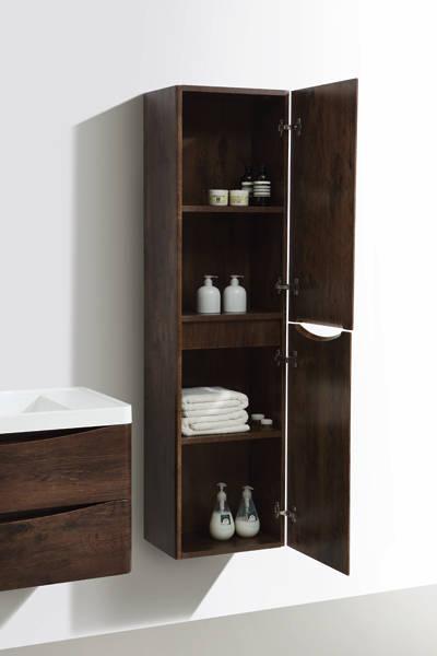Additional image for Bali Bathroom Furniture Pack 01 (Chestnut).