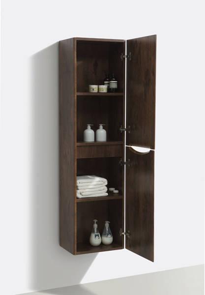 Additional image for Bali Bathroom Furniture Pack 02 (Chestnut).