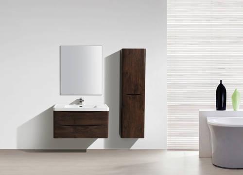 Additional image for Bali Bathroom Furniture Pack 03 (Chestnut).