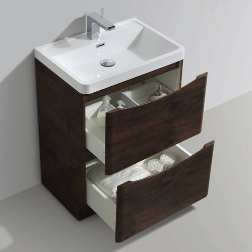 Additional image for Bali Bathroom Furniture Pack 04 (Chestnut).