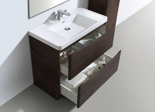 Additional image for Bali Bathroom Furniture Pack 05 (Chestnut).